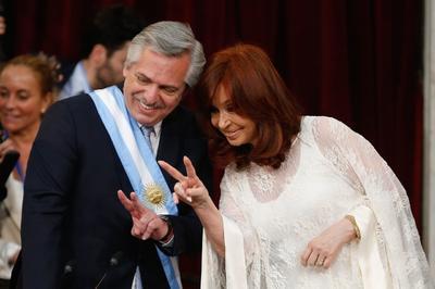 El peronista ya es mandatario de Argentina.