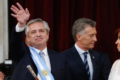 La ceremonia se realizó en el Congreso de la Nación.