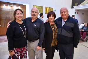 10122019 Magaly, Alberto, Tere y Luis.