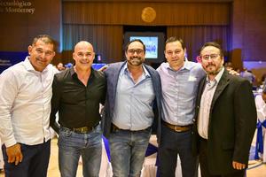 10122019 Paulo, Jorge, Luis, Marco y José Luis.