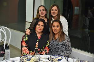 11122019 Sandra, Claudia, Elda y Vero.