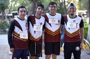 11122019 Daniel, Dante, Corrales y Gerardo.