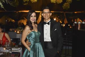 Lizzie y Roberto