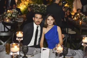 Miguel y Bárbara