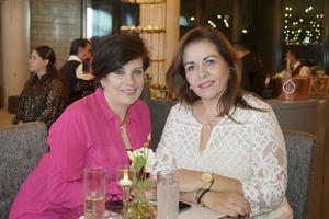 Cristina y Arlete