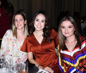 Ana, Sonia, Ellie y Lizeth