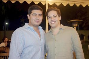 Andres y Jose Antonio