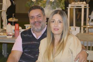 Ernesto y Ana Sofia