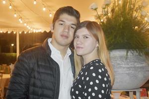 Eugenio e Isabella.