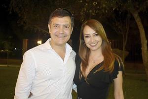 Javier y Erika