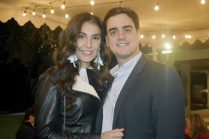 Marlene y Alejandro