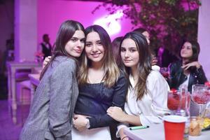 Ana Paula, Sofía y Pilar