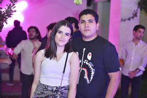 Javier y Sofía
