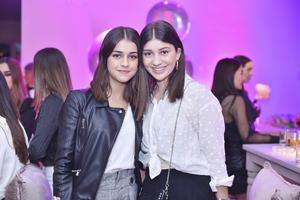 Sofía y Nayla
