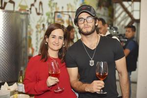 Verónica y Germán Flores
