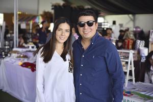 Carlos y Andrea