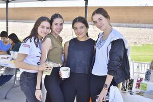 Sofía, Sofía, Brisa y Monse