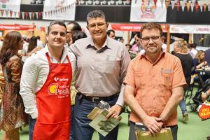 Pedro, Gerardo, Omar