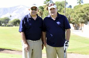 Gerardo Casas y Iñaky Belausteguigoitia
