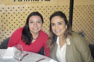 Yuritzi y Sandra