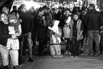 Desde hace días las autoridades municipales desplegaron un operativo para controlar tanto las peregrinaciones que diariamente llegan al Santuario, como la afluencia de los cientos de feligreses.