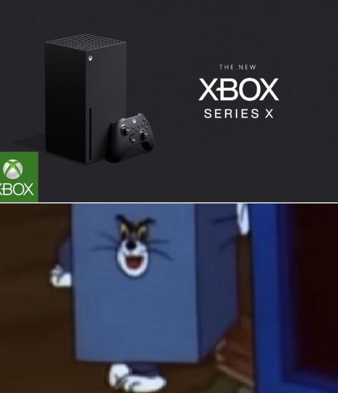 Los memes que trajo la nueva consola Xbox Series X