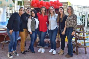 14122019 Sofía, Ale, Gloria, Gaby, Paola, Rocío y Diana.