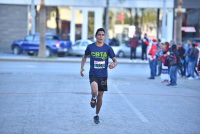Fue una convivencia en la que participaron corredores de todas las edades.