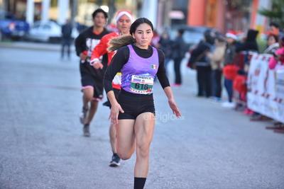 Corren la '4K Run Santa Laguna'