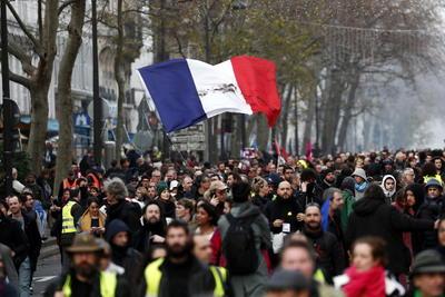 No se han registrado enfrentamientos con las autoridades.