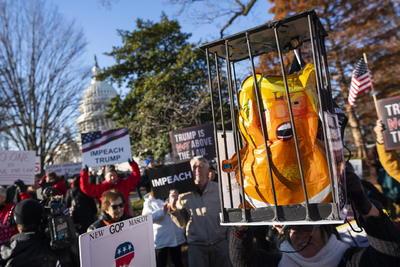 El presidente podría enfrentar un juicio político.