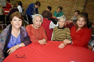 18122019 Rosy, Linda, Maleny y Susy.