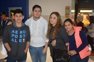 18122019 Diego, Salvador, Alejandra y Marely.