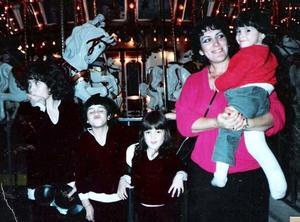 19122019 Thelma, Rosy, Berthaly, Bertha y Aída.
