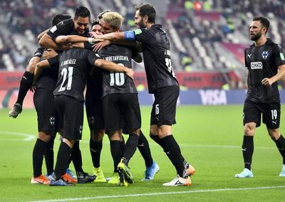 Rayados se queda con el tercer lugar del Mundial de Clubes