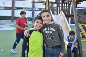 20122019 AMIGOS.  Rodrigo y Mario.