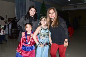 21122019 Johanna, Michelle, Sharo y Katy.
