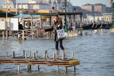 En noviembre pasado, el 70 por ciento de la ciudad estuvo sumergido, causando daños por millones de euros.