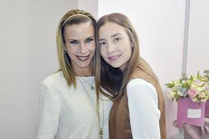 Susana y Andrea