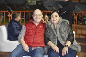 Héctor y Karina