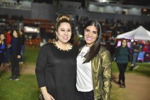 Mariana y Cecy