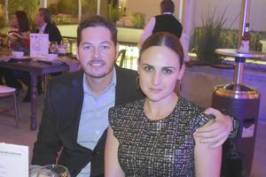 Charley y Maria Emilia