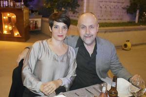 Veronica y Juan Carlos