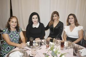 Maria Esther, Bety, Sandra y Veronica