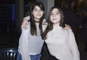Victoria y Mari Jose