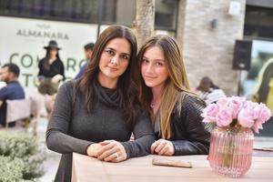 Mariel Mesta y Alejandra Jaik