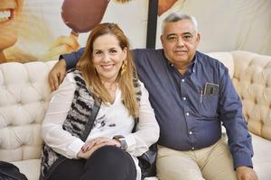 Paty y Carlos