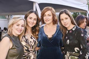 Cristina,Mary Carmen,Valeria y Adriana.