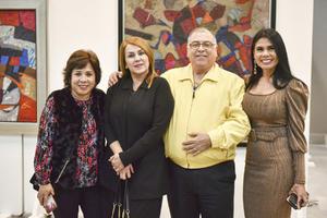 Claudia,Idalia,Ricardo y Cecy.