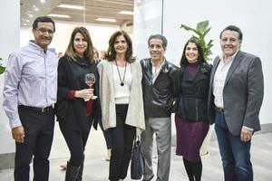 Gilberto,Rocio,Elva,Roque,Malena y Ricardo.